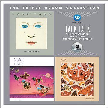 Talk Talk: Triple Album Collection (2015) (3x CD) - CD (2564618404)