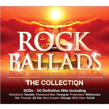 Various Artists: Rock Ballads - The Collection (3x CD) - CD (2564633778)