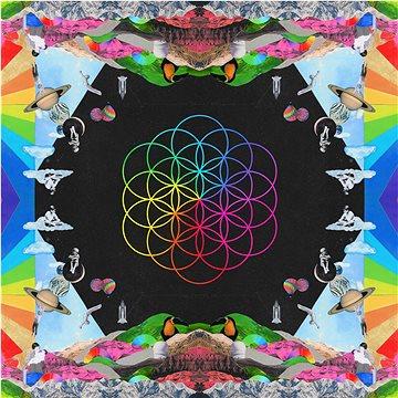 Coldplay: A Head Full Of Dreams - CD (2564698264)