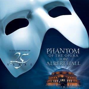 Webber Andrew Lloyd: Phantom Of The Opera At The Royal Albert Hall (Edice 2011) (2x CD) - CD (2784491)