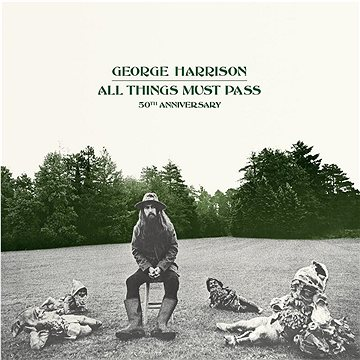 Harrison George: All Things Must Pass (50TH ANNIVERSARY) (Super Deluxe) (8x LP) - LP (3565237)