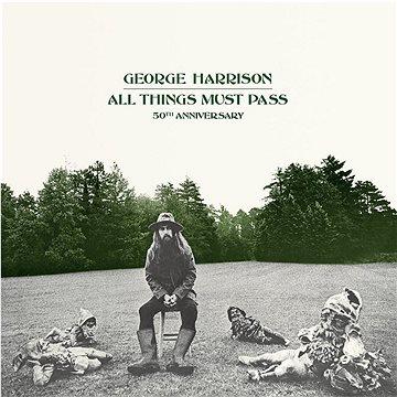 Harrison George: All Things Must Pass (50TH ANNIVERSARY) (5x CD + Blu-ray) - CD (3565238)