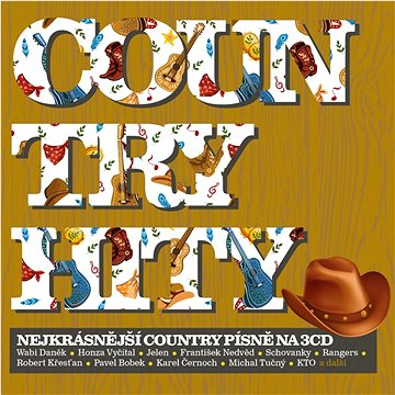 Various: Country hity (3x CD) - CD (3583365)