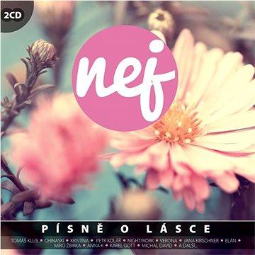 Various Artists: Nej písně o lásce (2x CD) - CD (3773550)