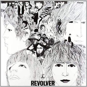Beatles: Revolver - LP (3824171)
