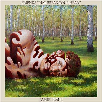 Blake James: Friends That Break Your Heart - CD (3859577)