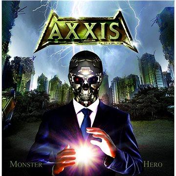 Axxis: Monster Hero - CD (4046661591026)
