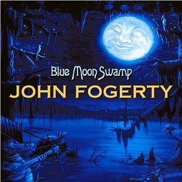 Fogerty John: Blue Moon Swamp - LP (4050538338928)