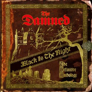 Damned: Black Is The Night: The Definitive Anthology (4x LP) - LP (4050538513813)