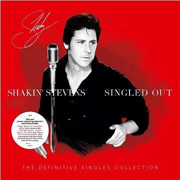 Stevens Shakin': Singled Out (2x LP) - LP (4050538608021)
