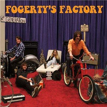 Fogerty John: Fogerty's Factory - LP (4050538633610)