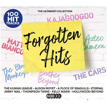 Various: Ultimate Forgotten Hits (5x CD) (4050538659948)