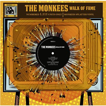 The Monkees: Walk Of Fame - LP (4260494435719)