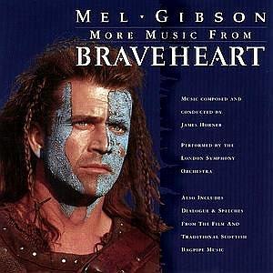 Soundtrack: Braveheart More - CD (4582872)
