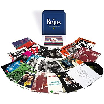 Beatles: The Singless Collection (23x LP) - LP (4726171)