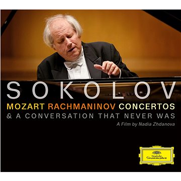 Sokolov Grigory: Klavírní koncerty (2017) - CD + DV - CD+DVD (4797015)
