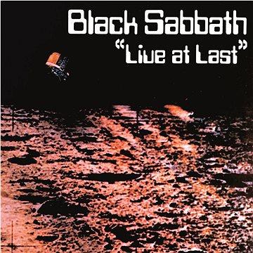 Black Sabbath: Live At Last - CD (5050749207128)