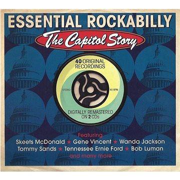 V/A: ESSENTIAL ROCKABILLY - The Capitol Story (5060255181423)