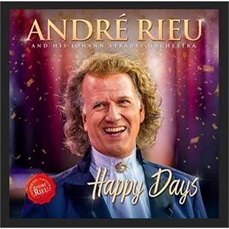 Rieu André And His Johann Strauss Orchestra: Happy Days (2019) /Deluxe Edition - CD + DV - CD+DVD (5487980)