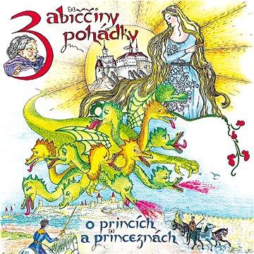 Krtičková Hana: Babiččiny pohádky o princích a princeznách (1&2) (2x CD) - CD (55253-2)