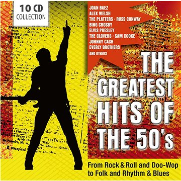 Various: The Greatest Hits of the 50's - CD (600122)