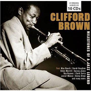 Brown, Clifford: Milestones Of A Jazz Legend (10xCD Box) - CD (600567)