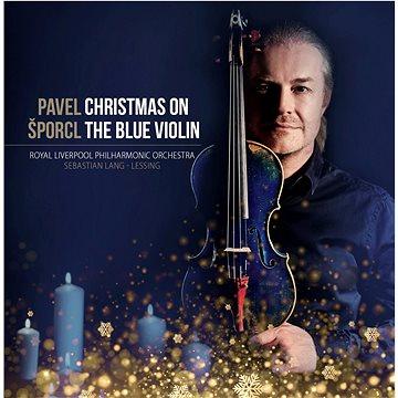 Šporcl Pavel: Christmas on The Blue Violin - (2x LP) - LP (6739069)