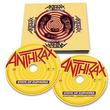 Anthrax: State Of Euphoria (30th Anniversary Edition 2018) (2x CD) - CD (6790830)
