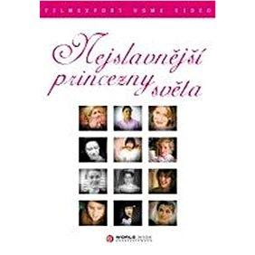 Nejslavnější princezny světa - DVD (7005-07)