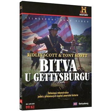 Bitva u Gettysburgu - DVD (775)