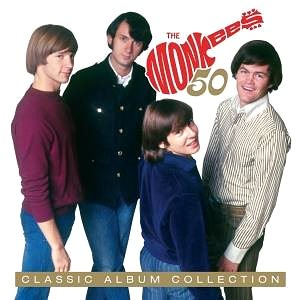 Monkees: Classic Album Collection (RSD) (10x LP) - LP (8122794985)