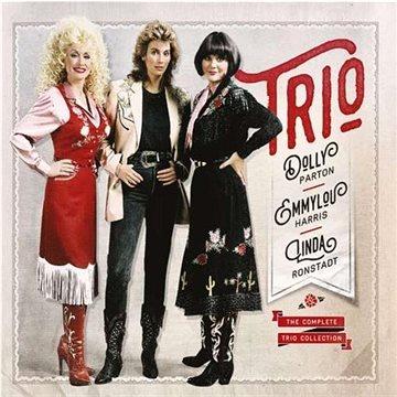 Parton Dolly: Complete Trio Collection (3x CD) (8122795408)