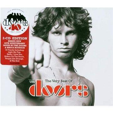 Doors: Very Best Of The Doors (2x CD) - CD (8122799958)