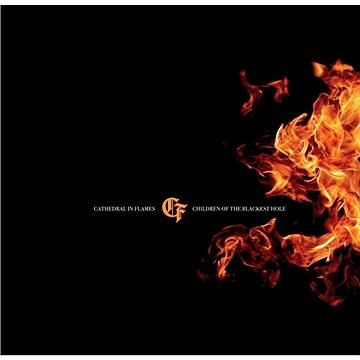 Cathedral of Flames: Children of The Blackest Hole (EP) - LP (8590233034986)