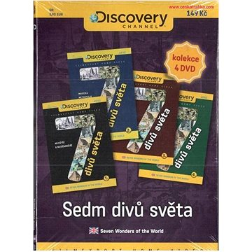 Sedm divů světa (4DVD) - DVD (8595052209881)