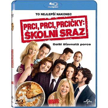 Prci,prci,prcičky: Školní sraz - Blu-ray (8596978906243)