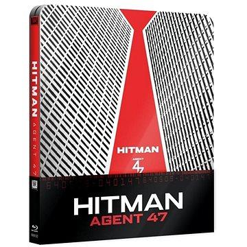 Hitman (steelbook) - Blu-ray (8596978919434)