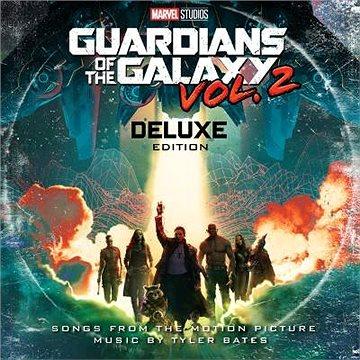 Soundtrack: Guardians Of The Galaxy Vol. 2 / Strážci Galaxie Vol. 2 (Deluxe, 2017) (2x LP) - LP (8736874)