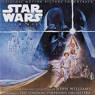 Williams John: Star Wars: A New Hope (2x LP) - LP (8746246)