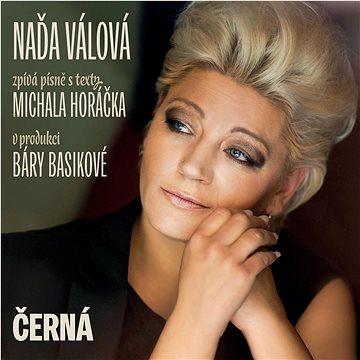 Válová Naďa, Horáček Michal, Basiková Bára: Černá - CD (9029543298)