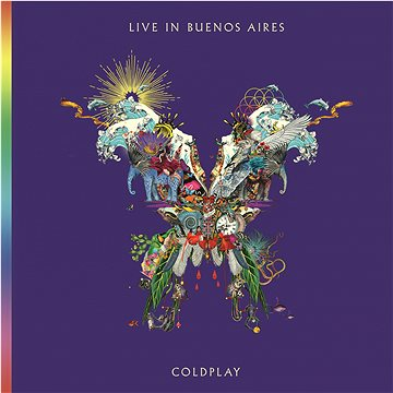 Coldplay: Live In Buenos Aires (2x CD) - CD (9029555399)