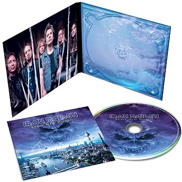 Iron Maiden: Brave New World - CD (9029556762)