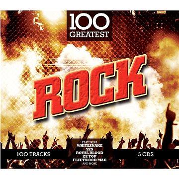 Various: 100 Greatest Rock /5CD (2017) (5x CD) - CD (9029573446)