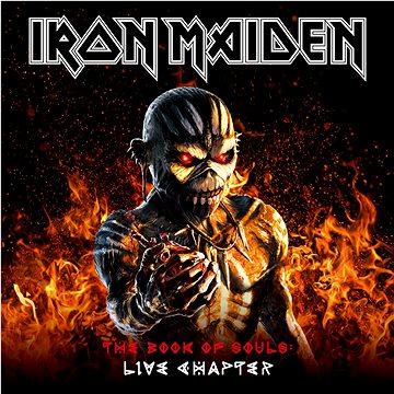 Iron Maiden: Book Of Souls:Live Chapter (3x LP) - LP (9029576087)