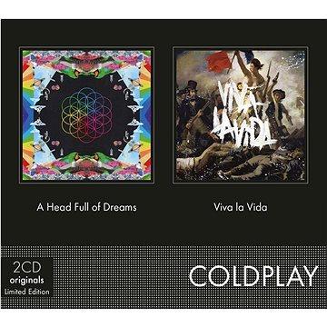 Coldplay: A Head Full Of Dreams / Viva La Vida (2x CD) - CD (9029580347)