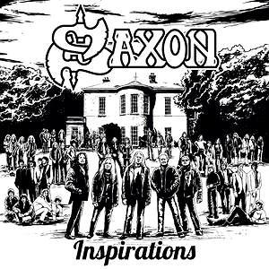 Saxon: Inspirations - LP (9029680048)