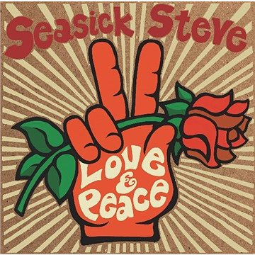 Steve Seasick: Love & Peace - LP (9029685225)
