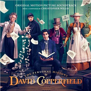 Soundtrack: Willis Christopher - The Personal History Of David - CD (9029686087)