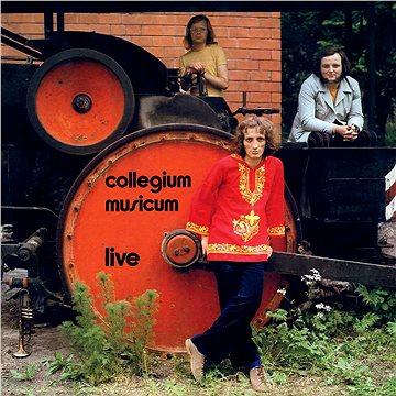 Collegium Musicum: Live - LP (910261-1)