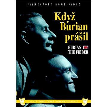 Když Burian prášil - DVD (9291)